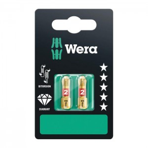 Wera 851/1 BDC SB bits (05073335001)