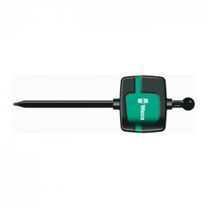 Wera 1267 A TORX PLUS® flagdriver for TORX PLUS® screws (05026361001)