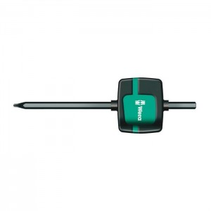 Wera 1267 B TORX® combination flagdriver for TORX® and hexagon socket screws (05026374001)