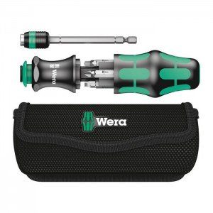 Wera Kraftform Kompakt 26 with pouch (05051025001)