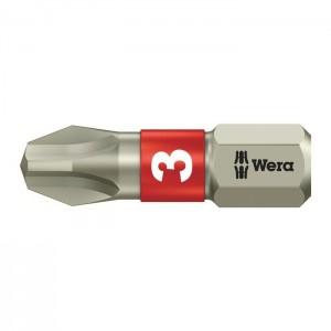 Wera 3851/1 TS bits, stainless (05071012001)