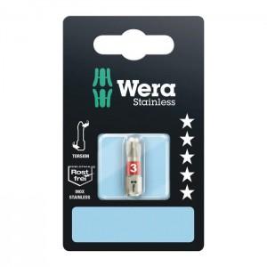 Wera 3851/1 TS SB bits, stainless (05073612001)