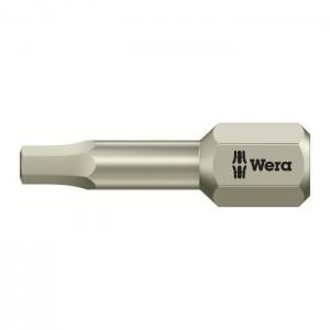 Wera 3840/1 TS bits, stainless (05071062001)