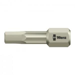 Wera 3840/1 TS bits, stainless (05071064001)