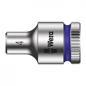 Wera 6point socket 8790 HMA, size 4 - 14 mm