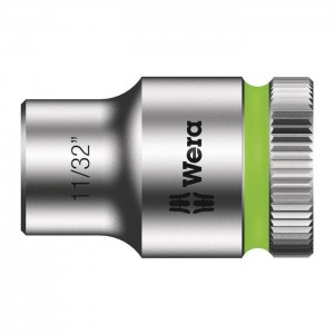 "Wera 8790 HMB Zyklop 3/8"" socket (05003571001)"