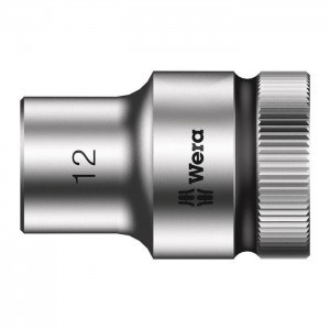 "Wera 8790 HMC Zyklop socket with 1/2"" drive (05003603001)"
