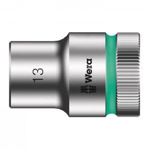 "Wera 8790 HMC Zyklop socket with 1/2"" drive (05003604001)"