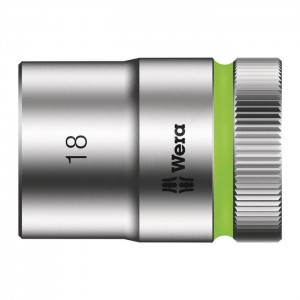 "Wera 8790 HMC Zyklop socket with 1/2"" drive (05003609001)"