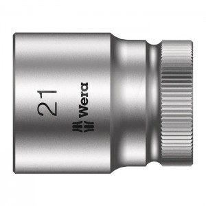 "Wera 8790 HMC Zyklop socket with 1/2"" drive (05003612001)"