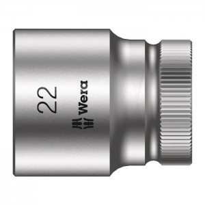 "Wera 8790 HMC Zyklop socket with 1/2"" drive (05003613001)"