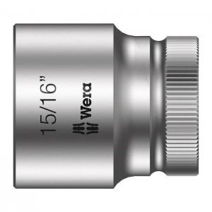 """Wera 8790 HMC Zyklop socket with 1/2"""" drive (05003629001)"""