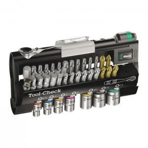 Wera 05073220001 Tool-Check 1 SB, 38pcs.