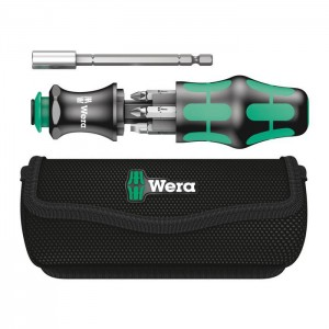 Wera Kraftform Kompakt 28 with pouch (05134491001)