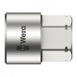 "Wera 8790 FA Zyklop socket with 1/4"" and Hexagon 11 drive (05003690001)"