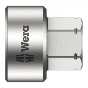"Wera 8790 FA Zyklop socket with 1/4"" and Hexagon 11 drive (05003685001)"