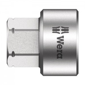 "Wera 8790 FA Zyklop socket with 1/4"" and Hexagon 11 drive (05003684001)"