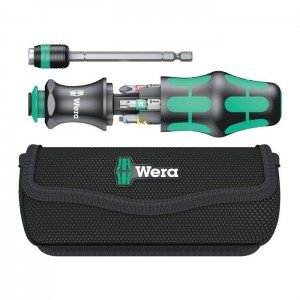 Wera Kraftform Kompakt 20 Tool Finder 1 with pouch (05051016001)