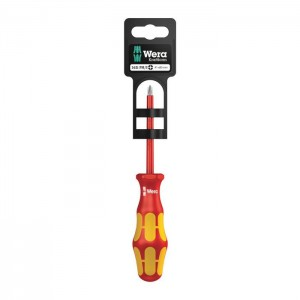 Wera 162 i PH/S SB VDE Insulated screwdriver for PlusMinus screws (Phillips/slotted) (05100019001)