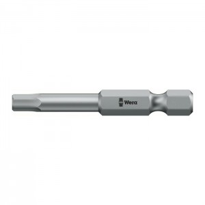 Wera 05160885001 Inhex bit 840/4 Z, size 0.9 x 50 mm