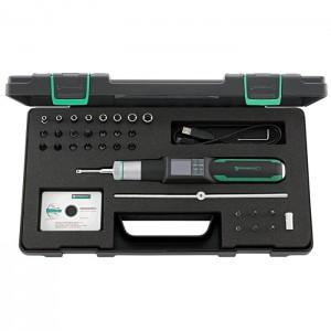 Stahlwille 96510000 Torque screwdriver set TORSIOTRONIC 10/29, 29pcs.