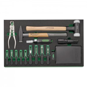 Stahlwille 96830214 Tool assortment TCS KABELEX, 40pcs.