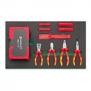 Stahlwille 96830216 Tool assortment TCS 4798 VDE, 23pcs.