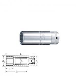 Stahlwille 02120036 Spark plug socket 4600 16- 5/8, size 16- 5/8