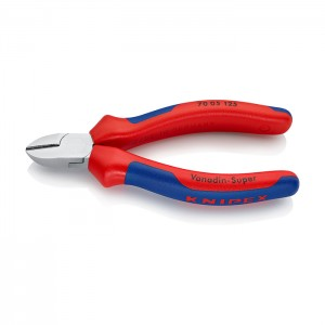 KNIPEX Diagonal cutter 70 05, 125.0 - 180.0 mm