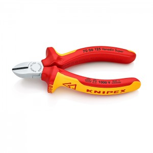 KNIPEX Diagonal cutter 70 06, 125.0 - 180 mm