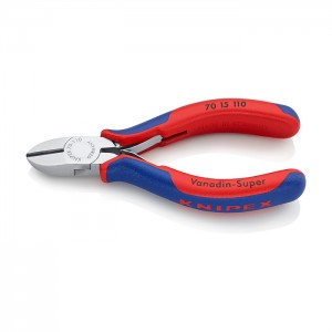 KNIPEX 70 15 110 Diagonal cutter, 110.0 mm