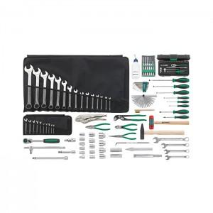 Stahlwille 97842715 Large tool set 804N QR, 106pcs.