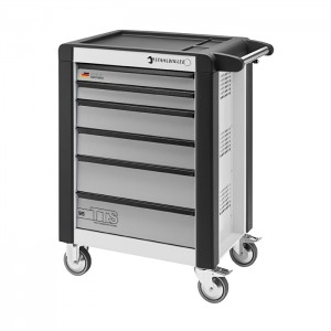 Stahlwille 81200014 Tool trolley 95/6W TTS white, with 6 drawers