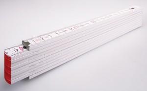 STABILA 01334 MP700 Type 1707 wooden folding rule, 2 m