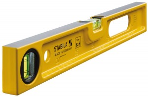 STABILA 02593 MPType82S Type 82 S spirit level, 40 cm