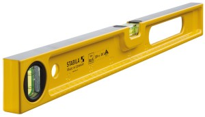STABILA 02594 MPType82S Type 82 S spirit level, 50 cm