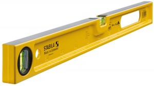 STABILA 02595 MPType82S Type 82 S spirit level, 60 cm
