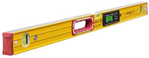 STABILA 17672 MPType196electronic TECH 196 electronic IP 65 electronic spirit level, 100 cm, with spirit level bag