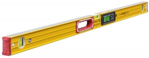 STABILA 17673 MPType196electronic TECH 196 electronic IP 65 electronic spirit level, 122 cm, with spirit level bag