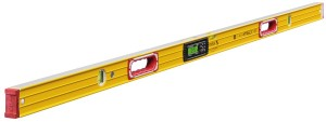 STABILA 17706 MPType196electronic TECH 196 electronic IP 65 electronic spirit level, 183 cm