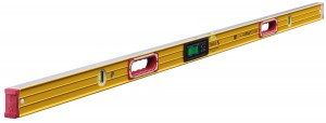 STABILA 17707 MPType196Melectronic TECH 196 M electronic IP 65 electronic spirit level, 183 cm