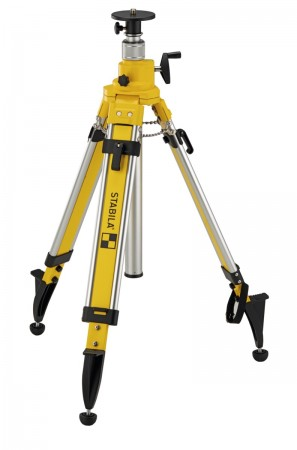 STABILA 18194 MPBSTK BST-K-L lifting column construction tripod, 98–220 cm