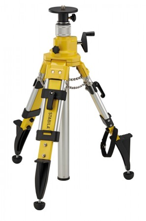 STABILA 18195 MPBSTK BST-K-M lifting column construction tripod, 69–170 cm