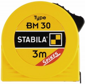 STABILA 16449 MPBM30 BM 30 pocket tape, 2 m