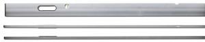 STABILA 07802 MPTypeAL2L2G Type AL-2L-2G levelling board, 200 cm
