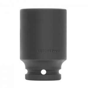 GEDORE-RED Impact socket 1 hex. size24mm l.100mm (3300674)