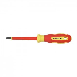 GEDORE-RED VDE-screwdriver PZ1 l.80mm (3301406)