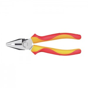 GEDORE-RED VDE-combination pliers l.180mm 2C-handle (3301408)