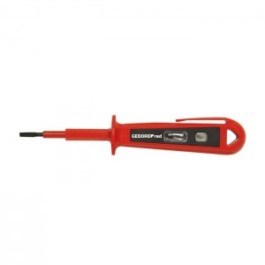 GEDORE-RED Voltage tester max.250V sl. 3mm l.135mm (3301419)