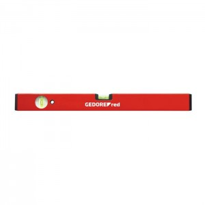 GEDORE-RED Spirit level l.300mm 2xlevel alum. (3301422)